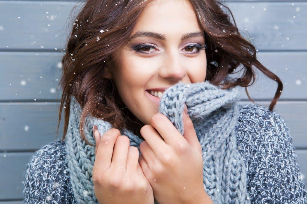 Comment prendre soin de sa peau sèche en hiver?